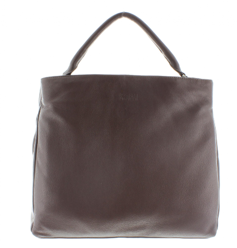ADEYFIELD LEATHER BROWN