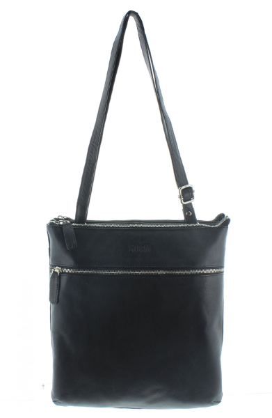 ADLINGTON LEATHER BAG BLACK