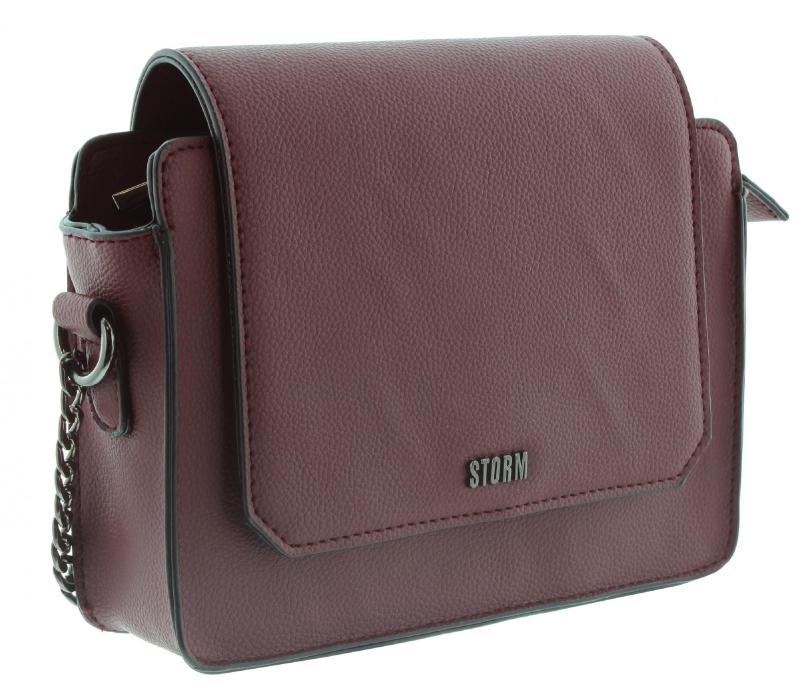 Amber - Handbag - Red  #