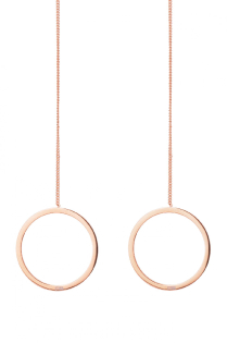 Aria Earring - Rose Gold