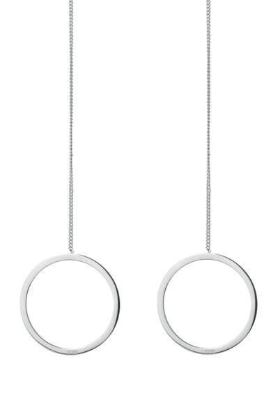Aria Earring - Silver