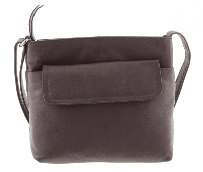 CAMPBELL CROSS BODY BROWN