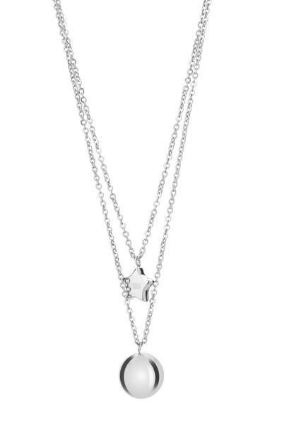 Carina Necklace - Silver
