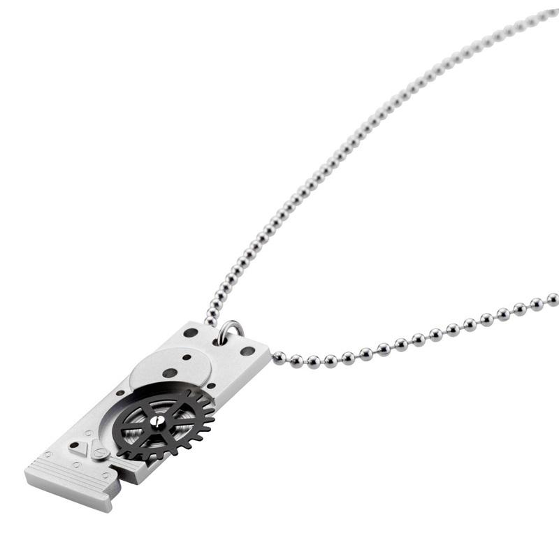 Coglow Pendant - Silver