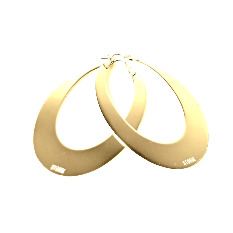CONNECT EARRING GOLD