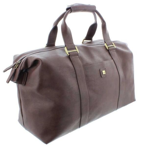 Conrad - Holdall bag / Brown