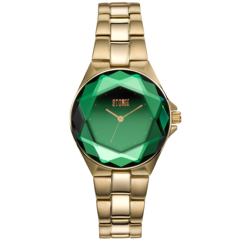 Crystana Gold/Green