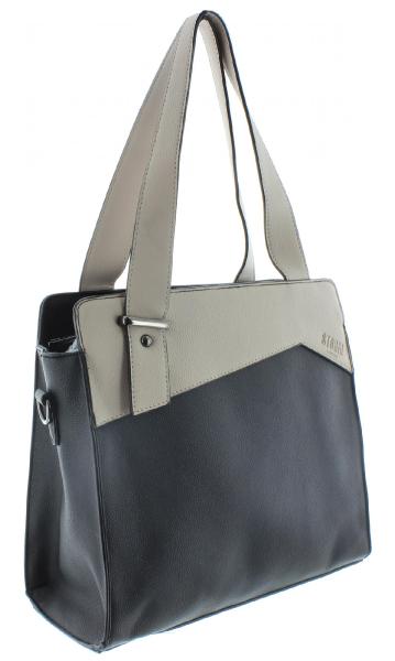 Darcey - Handbag - BLK/Cream