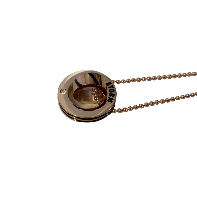 DIONE NECKLACE ROSE GOLD