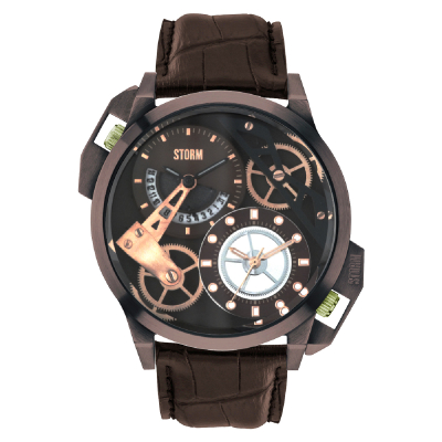 Dualon Leather Brown #