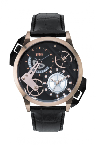 Dualon Leather rose gold