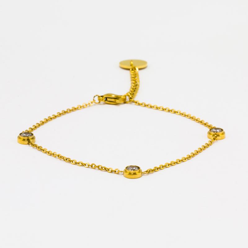 Elise Bracelet - Gold #