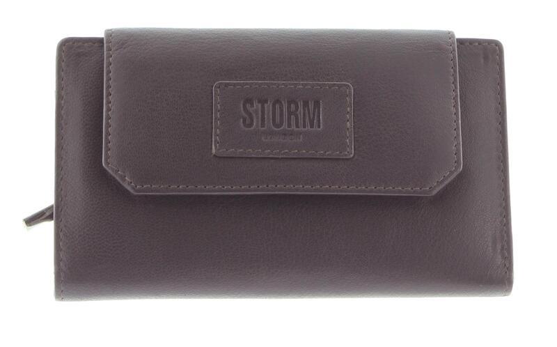 Embassy Medium purse - Brown