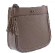Flavia - Handbag - Brown