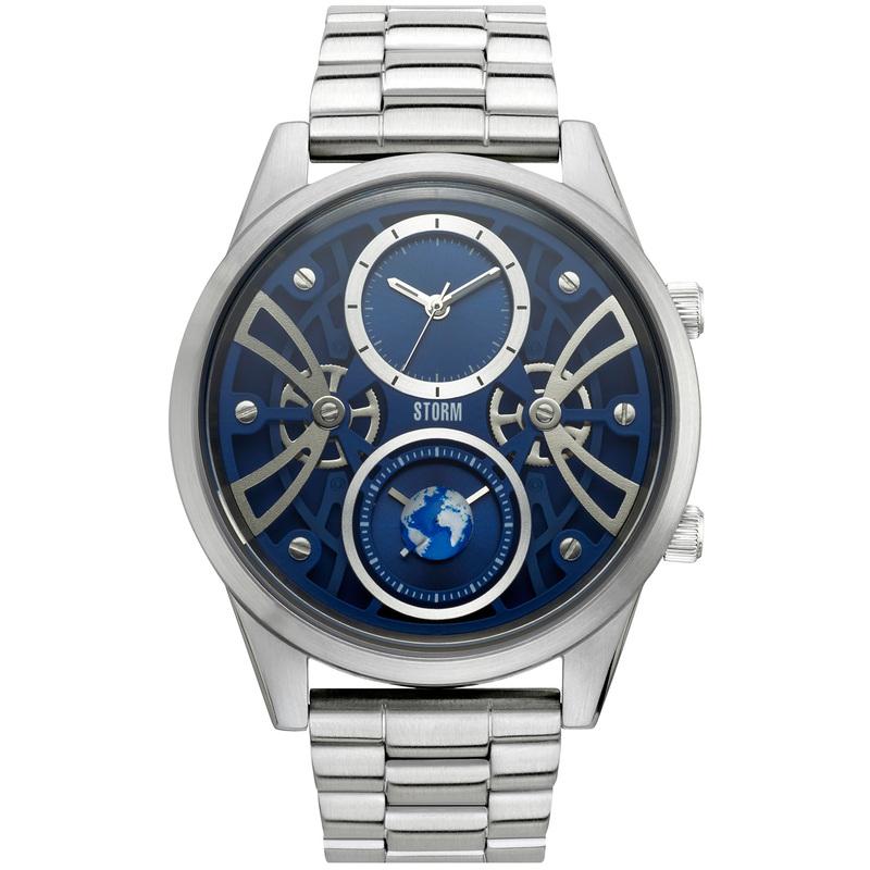 Globe-X Blue
