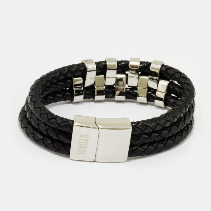 Grate Bracelet - Black
