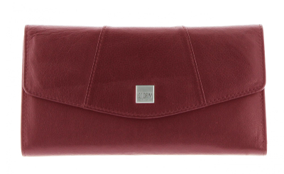 Harmony Large purse - Red