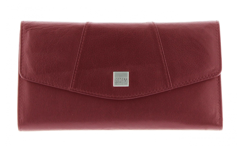 HARMONY LARGE PURSE RED