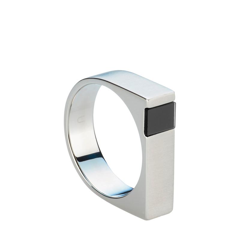 Jaxton Ring - Black - U