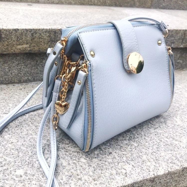 Jemima Shoulder bag - Grey