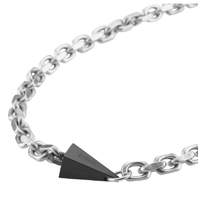KAYO NECKLACE BLACK