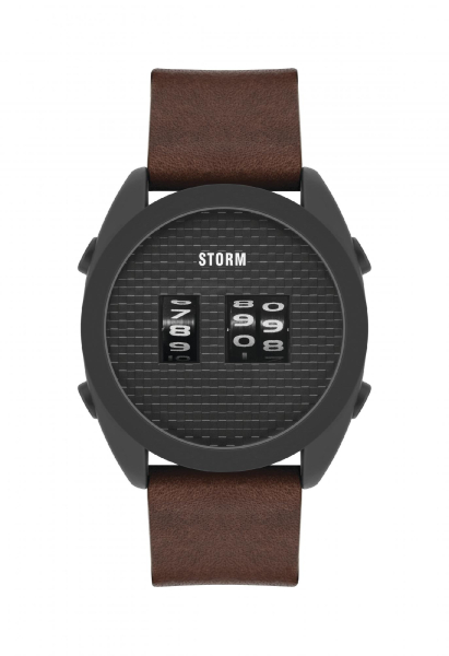Kombi Slate Leather Brown #