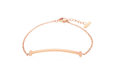 Leia Bracelet - Rose Gold