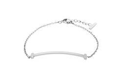 Leia Bracelet - Silver