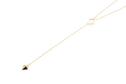 Luna Necklace - Gold