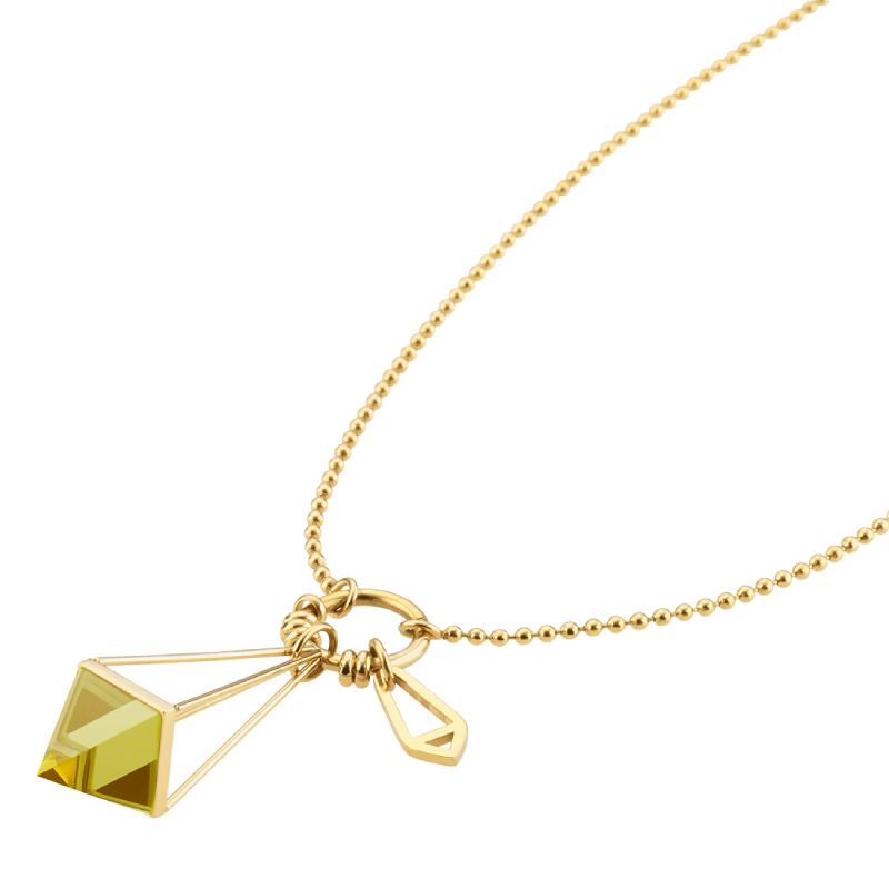 Marizza Necklace - Gold