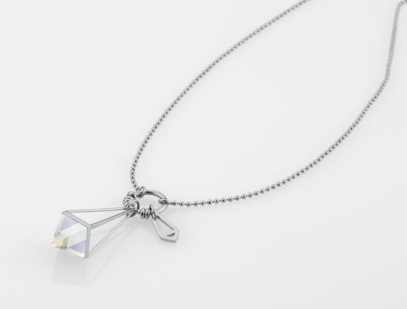 Marizza Necklace - Silver
