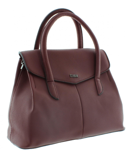 MILLIE HANDBAG RED