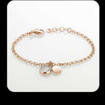 MIMI BRACELET Rose gold