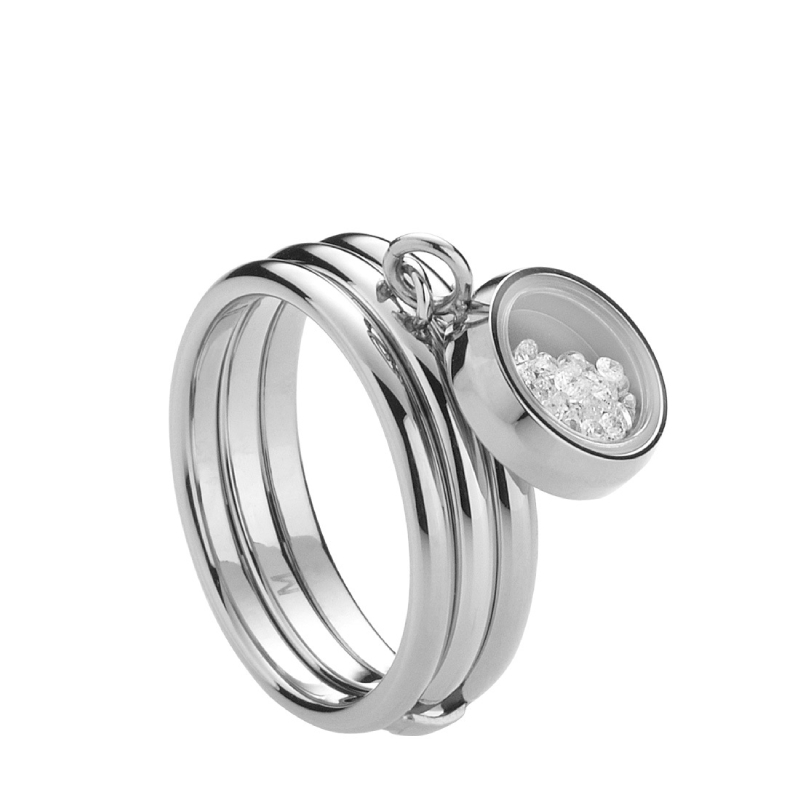MIMI RING Silver/M