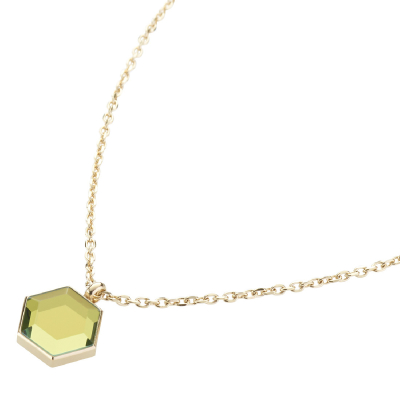 Mimoza Necklace - Gold