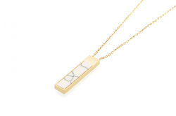 MIRA NECKLACE GOLD