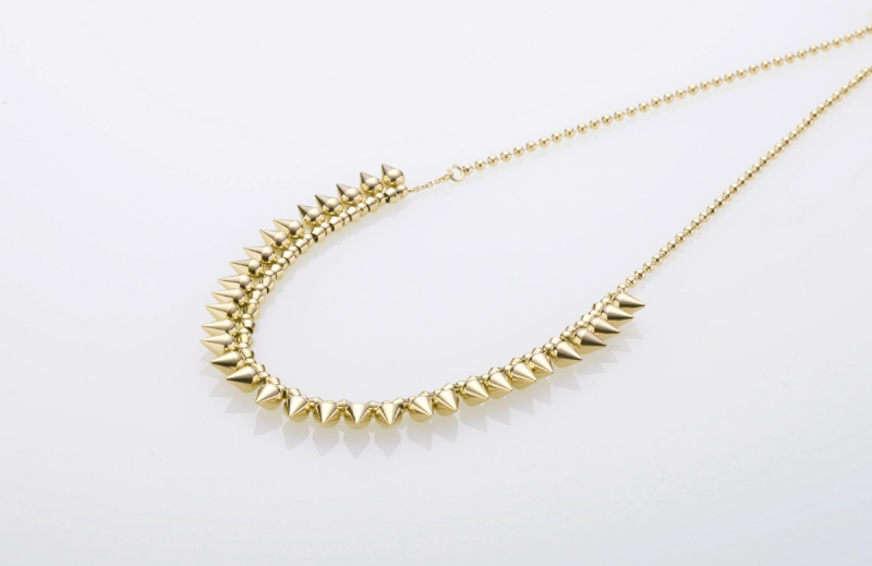NARLA NECKLACE Gold