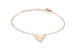 Nova Bracelet - Rose Gold