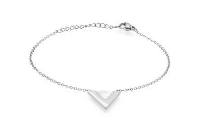 Nova Bracelet - Silver
