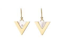 Nova Earring - Gold