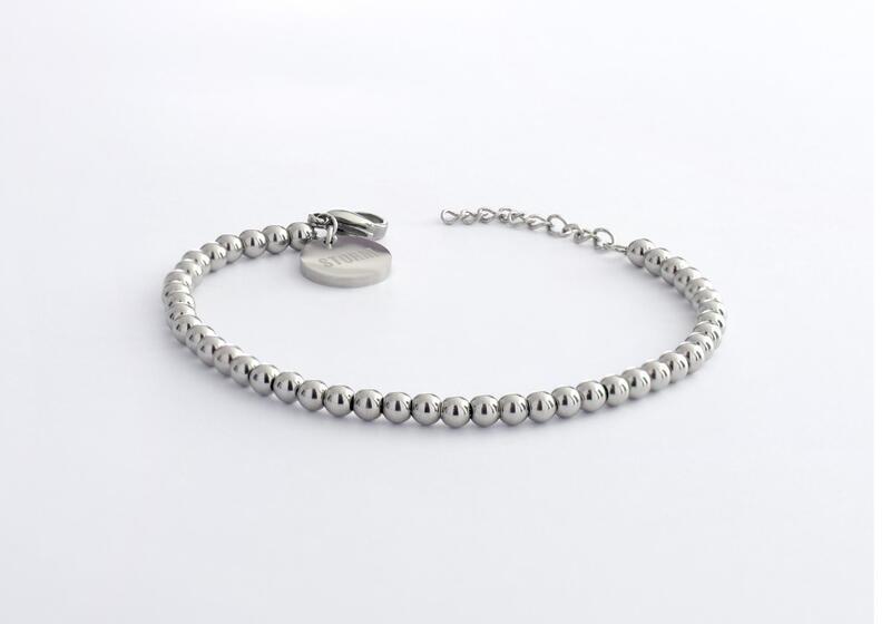 Nyla Bracelet - Silver