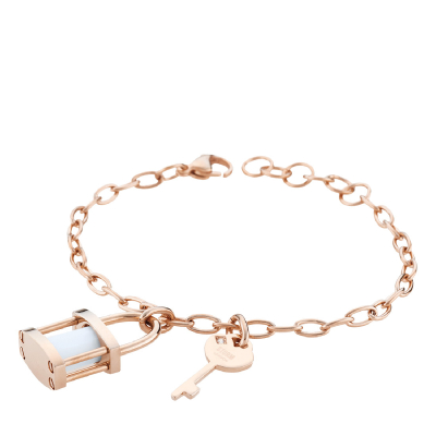 ONYXIA BRACELET Rose gold