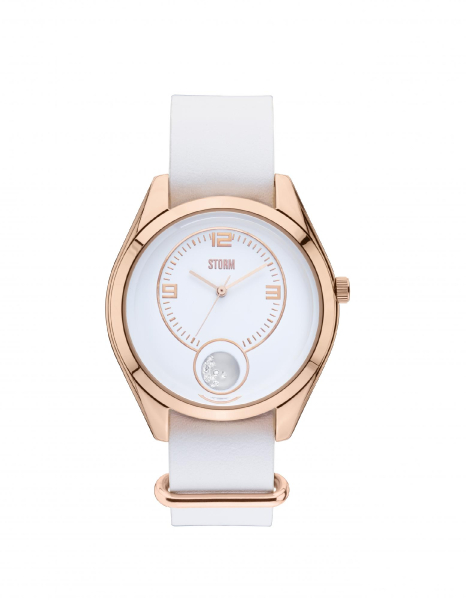 Orba Leather Rose Gold #