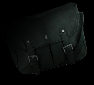 Penrose Poacher Bag Black