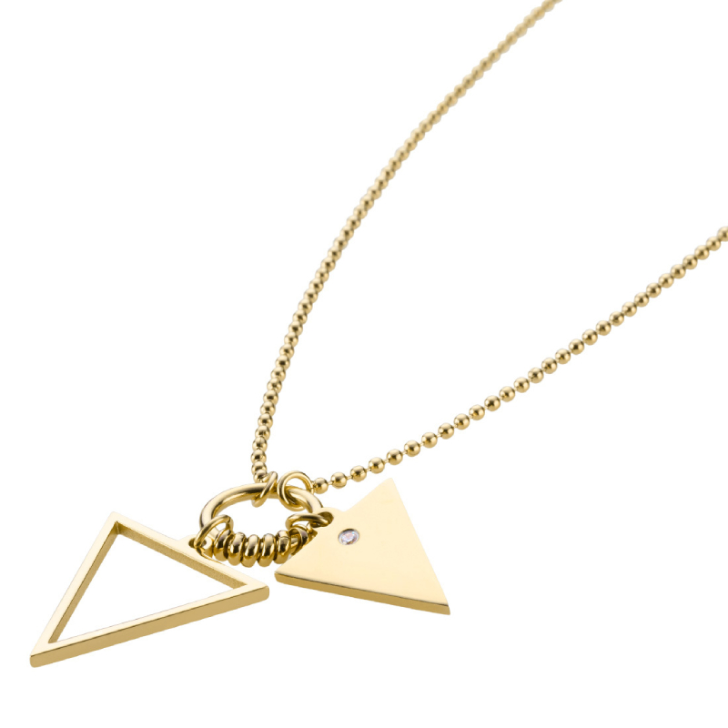 Rohaise Necklace - Gold