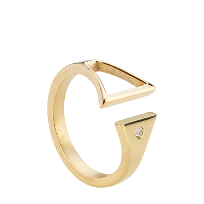 Rohaise Ring - Gold - L