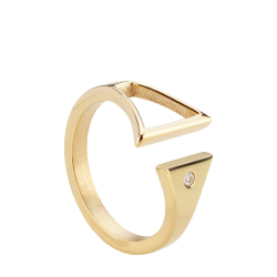 Rohaise Ring - Gold - M
