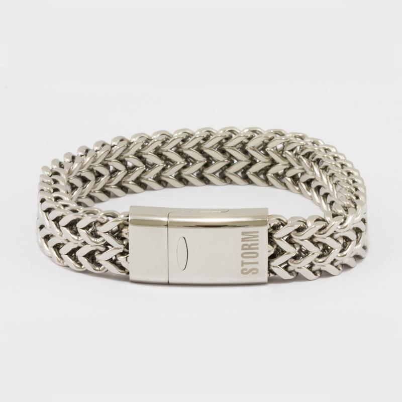 Rox-X Bracelet - Silver