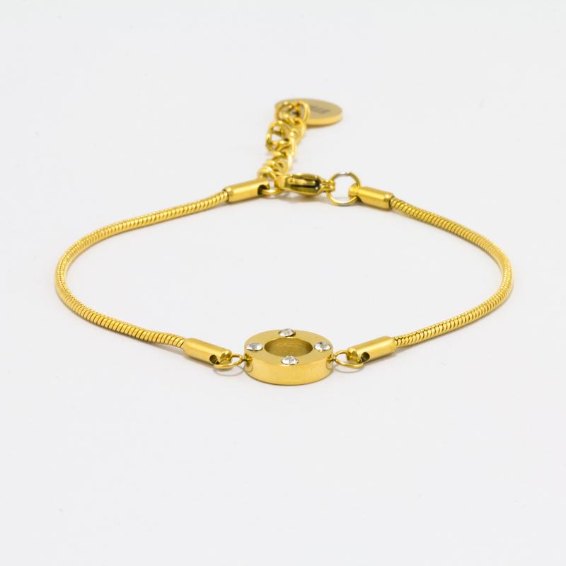 Rumi Bracelet - Gold
