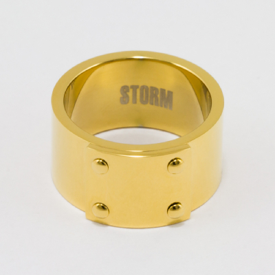 RUMI RING GOLD P